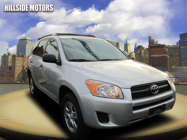 Used Toyota RAV4 4WD 4dr 4-cyl 4-Spd AT 2010