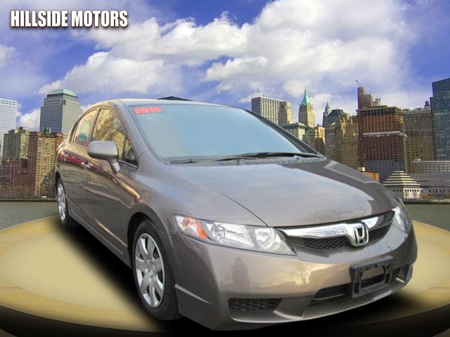 Used Honda Civic Sdn 4dr Auto LX 2010