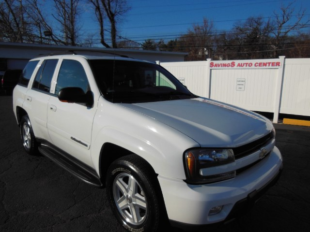 Used 2002 Chevrolet TrailBlazer in Stratford, Connecticut