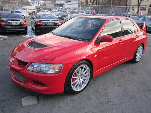 Used Mitsubishi Lancer 4dr Sdn Evolution Manual 2003