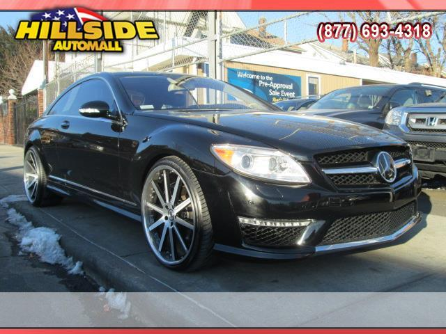 Used Mercedes-benz Cl-class CL550 Coupe 2008