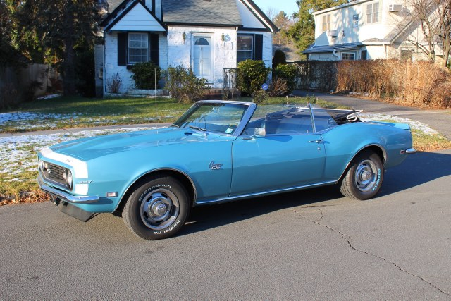 Used Chevrolet Camaro 2 Door Convertible 1968