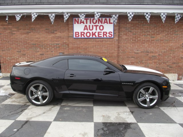 Used Chevrolet Camaro RS 2dr Cpe 1LT 2011