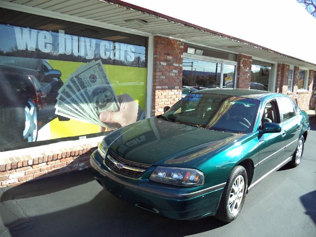 Used 2000 Chevrolet Impala in Naugatuck, Connecticut