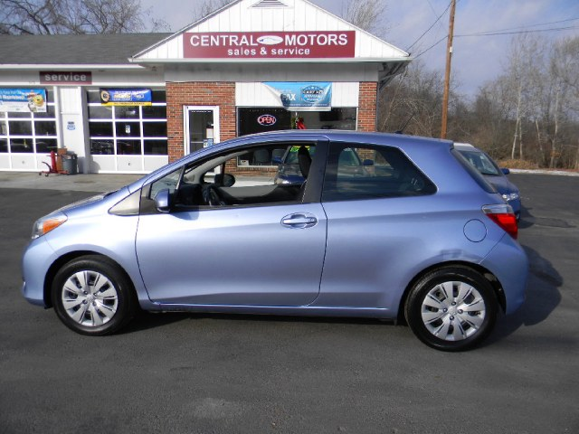 Used 2012 Toyota Yaris in Southborough, Massachusetts