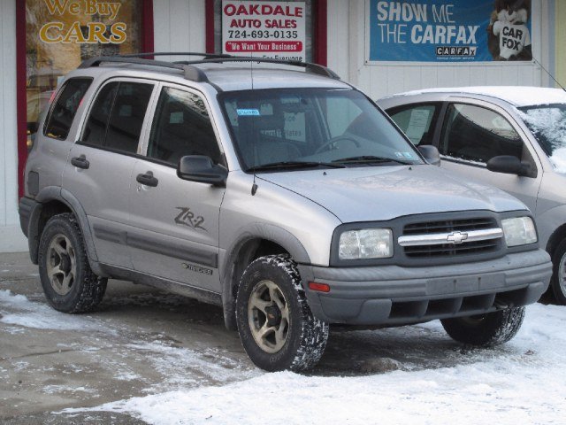 Used Chevrolet Tracker 4dr Hardtop 4WD ZR2 2002