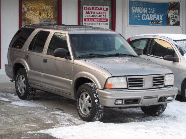 Used Oldsmobile Bravada 4dr AWD 1999