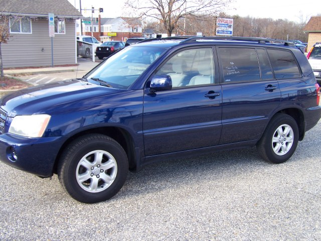 Used Toyota Highlander 4dr 4-Cyl 2003