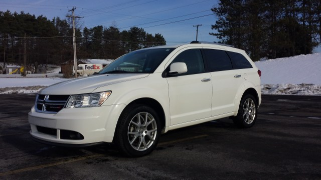 Used Dodge Journey AWD 4dr Crew 2011