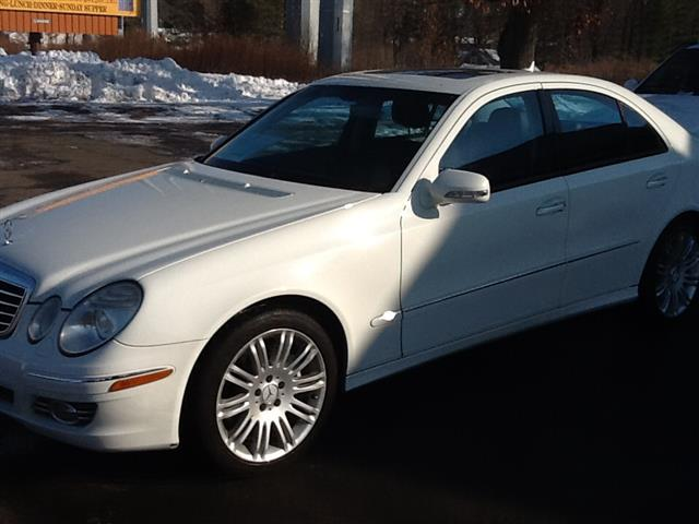 Used 2007 Mercedes-Benz E-Class in Wallingford, Connecticut