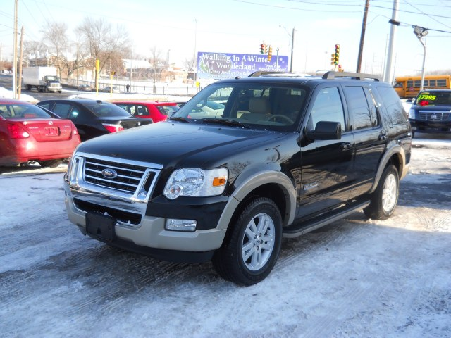 Used 2008 Ford EXPLORER  EDDIE BAUER in W Springfield, Massachusetts