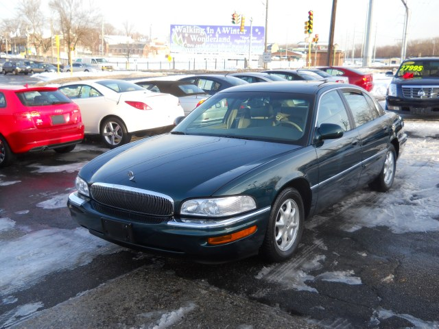Used 2000 Buick Park Avenue in W Springfield, Massachusetts