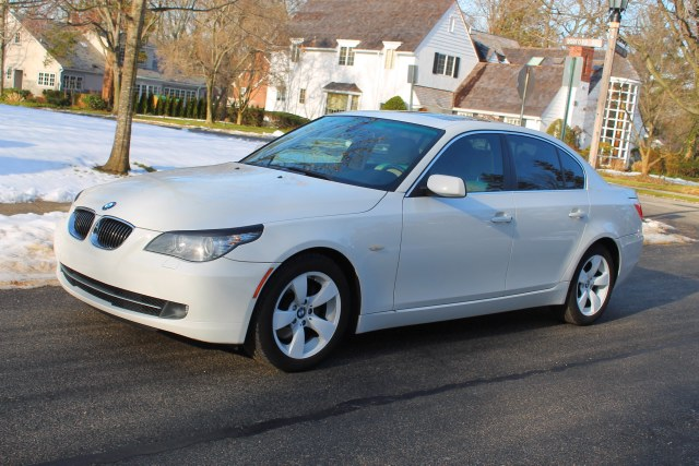 Used 2008 BMW 5 Series in Great Neck, New York