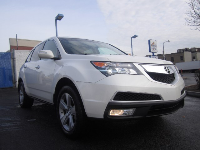 Used Acura MDX AWD 4dr Technology Pkg 2010