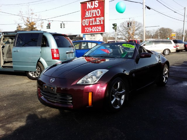 Used Nissan 350Z 2dr Roadster Touring Manual 2006