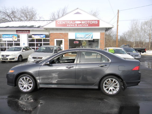 Used Acura TSX 4dr Sdn AT Navi 2007