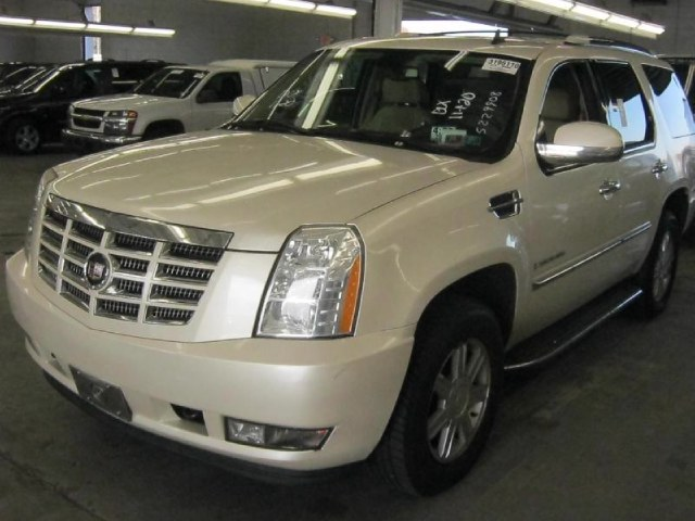 Used Cadillac Escalade AWD 4dr 2007