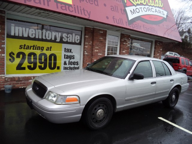 Used 2008 Ford Police Interceptor in Naugatuck, Connecticut