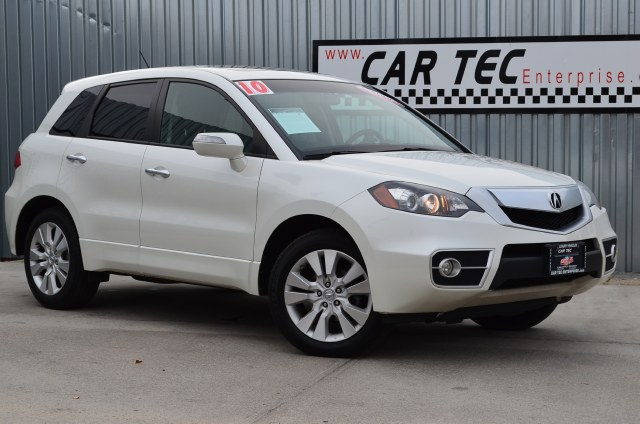 Used Acura RDX AWD 4dr Tech Pkg 2010
