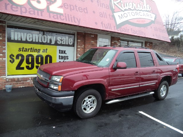 Used Chevrolet Avalanche Lt 2006
