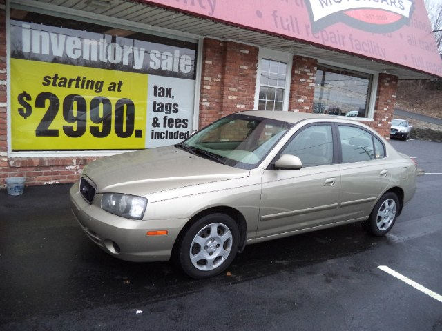 Used 2002 Hyundai Elantra in Naugatuck, Connecticut