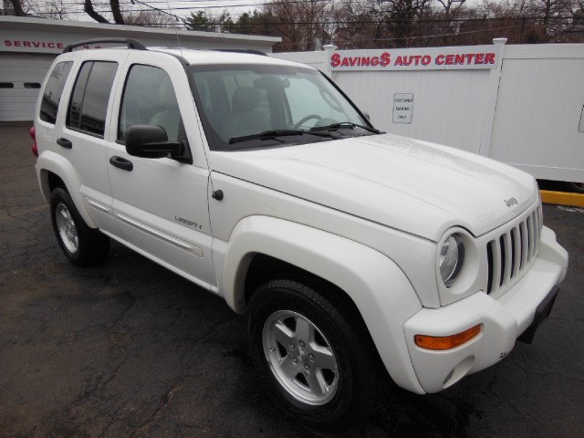 Used Jeep Liberty 4dr Limited 4WD 2004