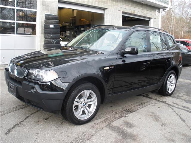 Used BMW X3 X3 4dr AWD 3.0i 2004