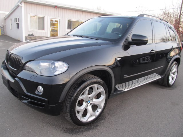 Used BMW X5 AWD 4dr 4.8i 2007