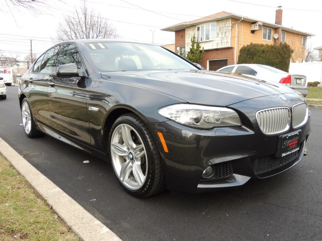 Used BMW 5 Series M SPORT 4dr Sdn 550i xDrive AWD 2011
