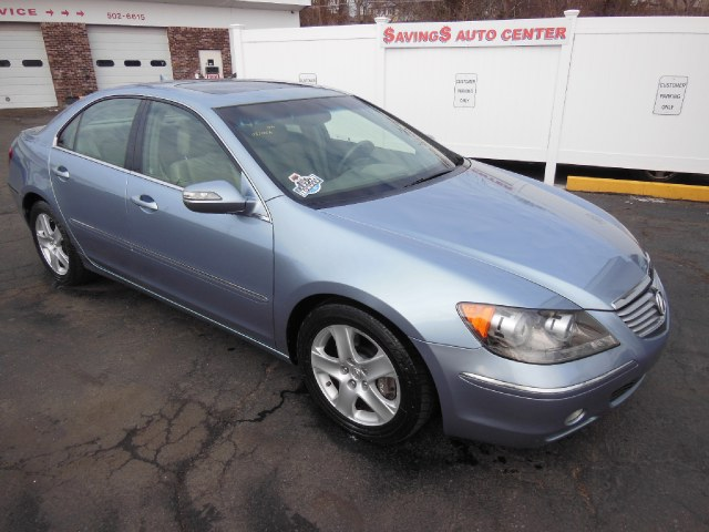 Used Acura RL 4dr Sdn AT AWD 2005