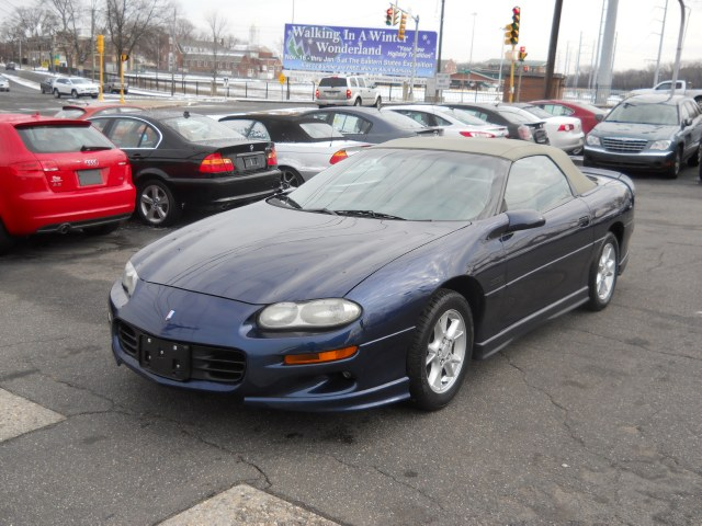 Used 2002 Chevrolet Z28 CONVERTIBLE in W Springfield, Massachusetts