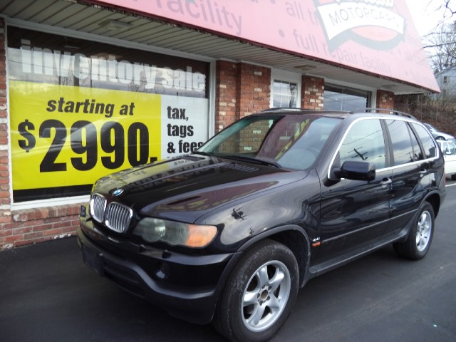Used 2001 BMW X5 in Naugatuck, Connecticut