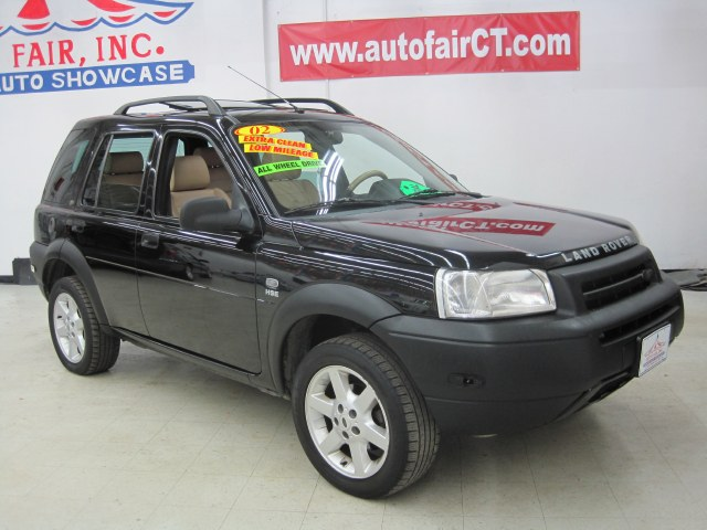 Used Land Rover Freelander 4dr Wgn HSE 2002
